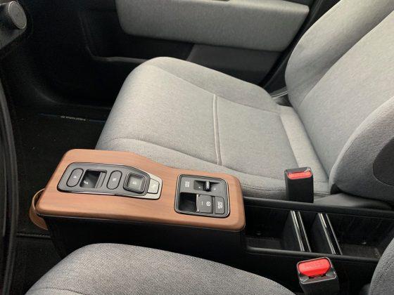 Honda e -krátky stredový tunel