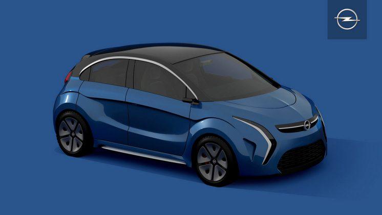 Opel Stellantis-EV