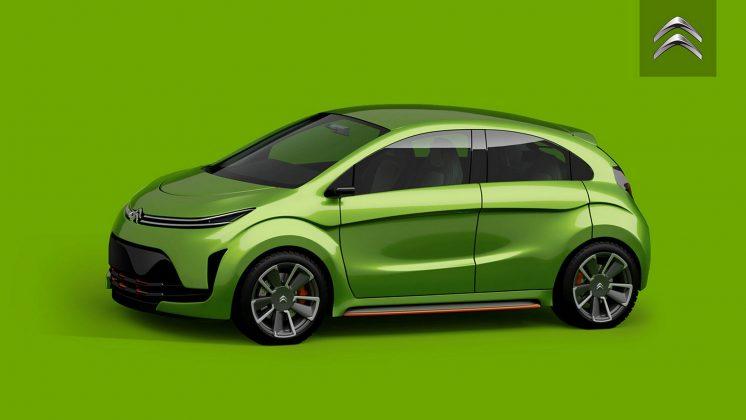 Citroën Stellantis-EV-1