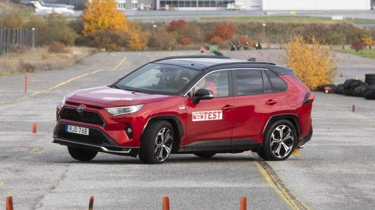 Toyota RAV4 Plug-in Hybrid-losí test- foto 2