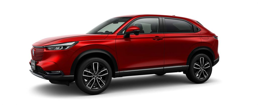 2022-Honda HR-V(8)