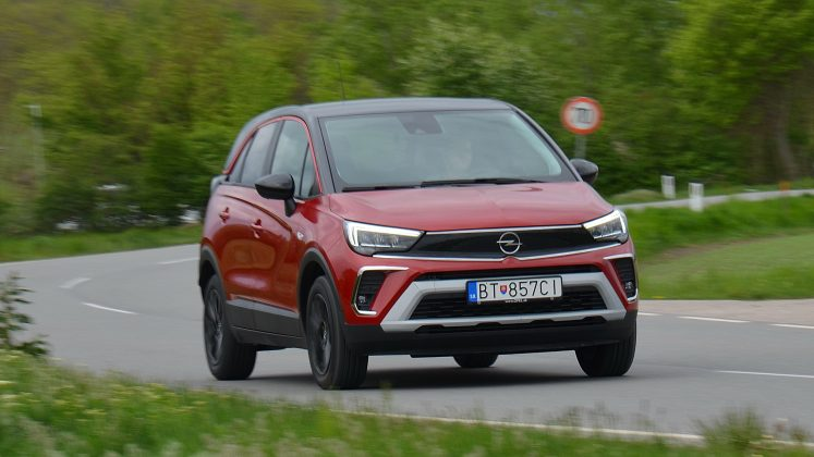 2021 Opel Crossland (3)