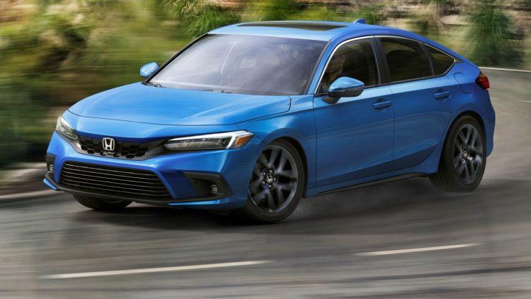 Nová Honda Civic (1)