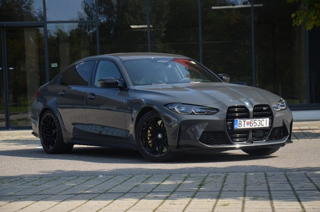 BMW M3 Competition 2021(5)