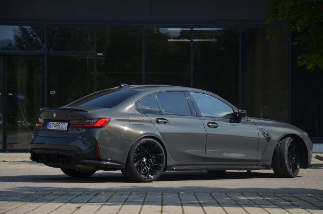 BMW M3 Competition 2021(6)